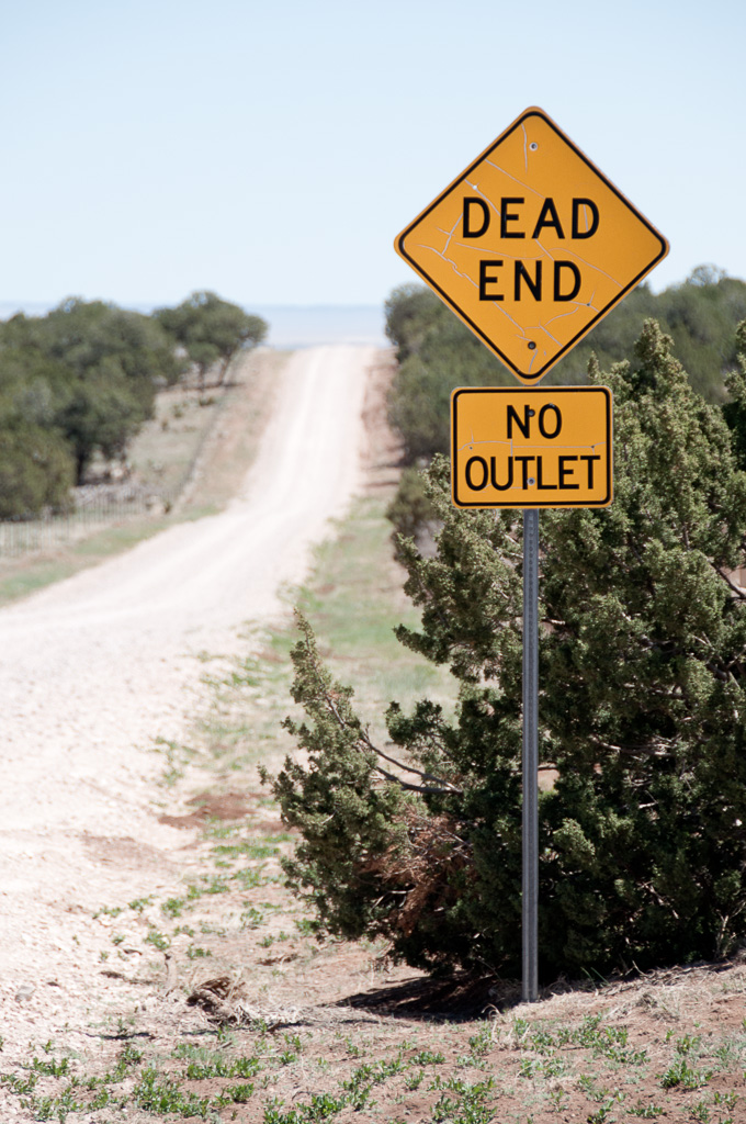 No Outlet – Patrick M. Kelly's Bulletin Board